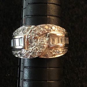 925 Cocktail ring